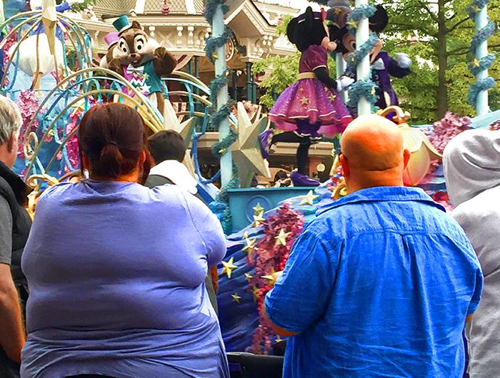 It's magic, it's magic ! Disneyland Paris September 2016